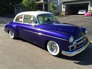 1950 Chevy Styleline Deluxe 2 Door Sedan