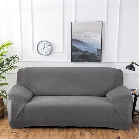 Cheap 3 2 Seater Sofa Deals by 1 2 3 Seater Elastic Sofa Cover Coverage Stretch