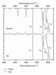 Ir And Raman Spectra Of Uracil In Gas And Water Solution
