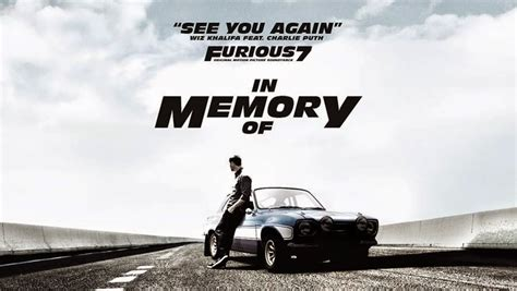 Charlie Puth See You Again Wiz Khalifa Quotes. Quotesgram