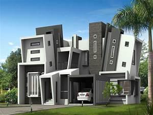 House Plan Ultra Modern Home Design Very Modern House