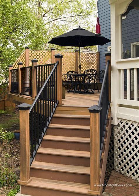 post lights for decks 703 best deck lighting images on deck lighting