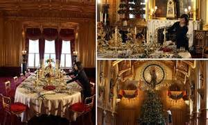 windsor castle   royal victorian christmas makeover