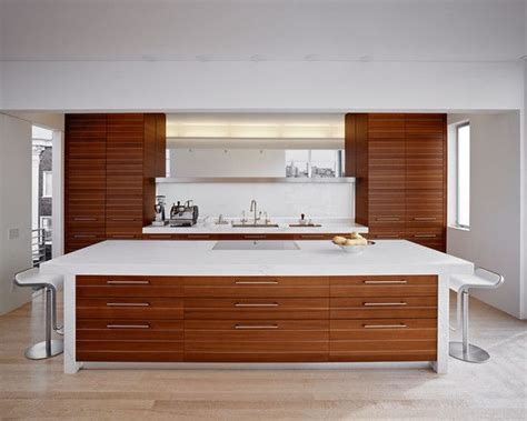 Kitchen Design Ideas - modern built in buffet design pictures remodel decor and ideas page 10 kitchen
