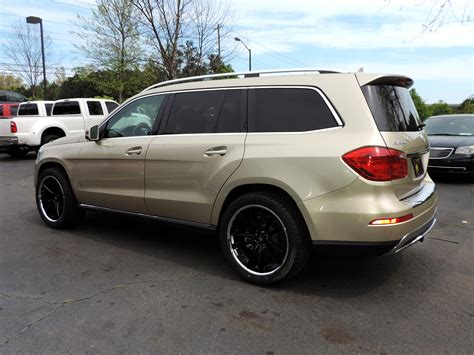 The engine offers a displacement of 3.0 litre matched to a 4 x 4 wheel drive system and a automatic gearbox with 7 gears. Used 2013 Mercedes-Benz GL-Class 4MATIC 4dr GL 350 BlueTEC for Sale in Duluth GA 30096 Lara ...