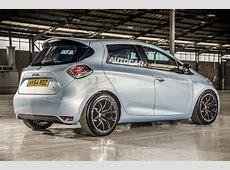 Renault Zoe EV could get Renault Sport treatment Autocar