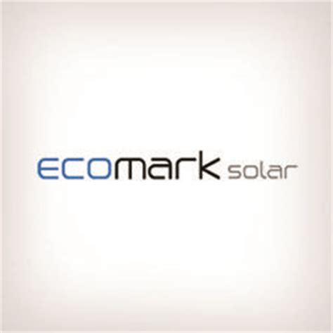 ecomark solar reviews solar companies  company