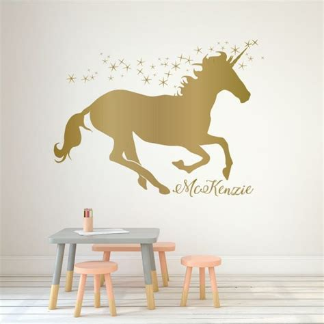Roommates Unicorn Wall Decals