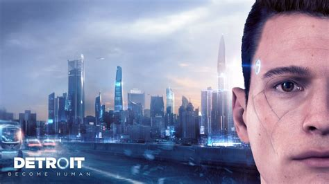 In compilation for wallpaper for detroit: 1920x1080 Connor Detroit Become Human Laptop Full HD 1080P ...