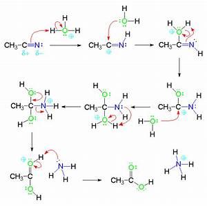 Nitrile Hydrolysis Under Acidic Conditions