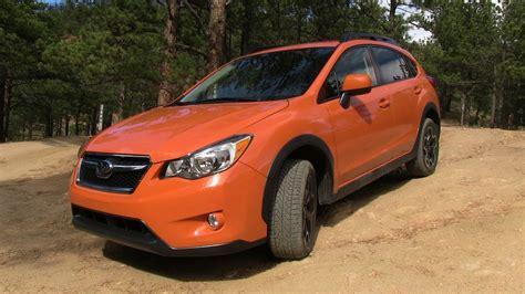 2013 Subaru Xv Crosstrek Off-road Drive & Review