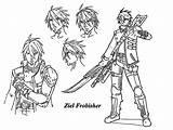 Coloring Cartoonize Character Ziel Frobisher Wecoloringpage sketch template