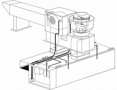 Canopy Installation Hoods Hood Drawing Manual Commercial