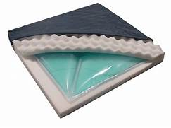 Gel Chair Pads And Cushions by Tele Made Bariatric And Wound Care Products