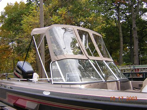 Canvas Boat Tops by United Canvas Inc Boat Tops And Enclosures