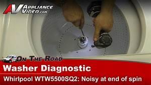 Whirlpool  Kenmore  Maytag  U0026 Roper Washer Diagnostic