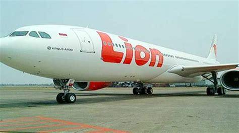 Membawa Jamaah Ibadah Umrah, Pesawat Lion Air A330300