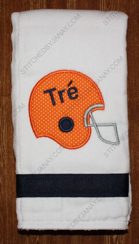 gifts for auburn fans stitched by janay baby gift set for auburn fans