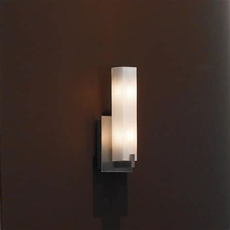 cosmo wall sconce contemporary wall sconces by ylighting