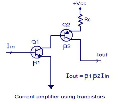 Current Amplifier Voltage Follower
