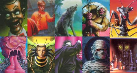 goosebumps books   classic movies  inspired