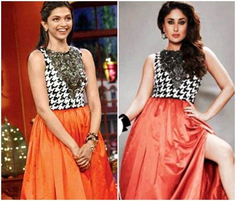 copy cats  instances  bollywood celebs wearing