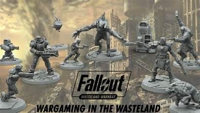 Fallout Wasteland Warfare Tabletop Dystopia Narrative Brings