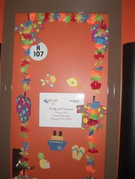 Carnival Cruise Door Decoration Ideas by 1000 Images About Cruise Door Decorations On Pinterest