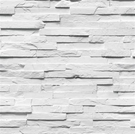 fine decor ledgestone white stone wallpaper departments