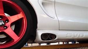 1995 Ford Mustang 5 0 Svo Side Pipes