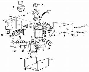 Diagram  Garage Door Opener Parts Schematic Diagram Full