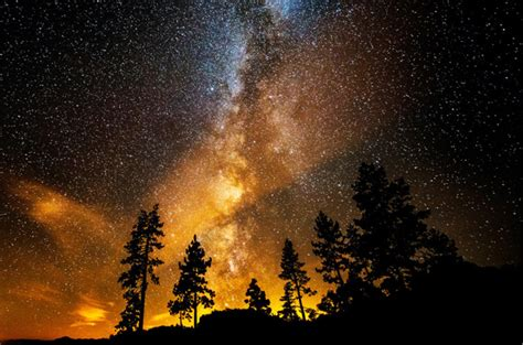 wedding inspiration gilded night sky lake tahoe