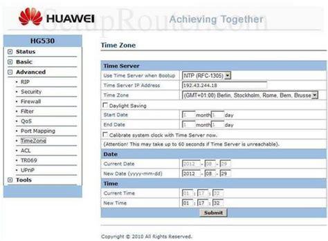 Huawei hg531 v1 baixar do firmware upgrade