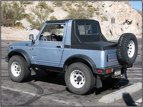 Suzuki Samurai Accessories by Zuks Road Rockbiters Izook Suzuki 4x4 Tech