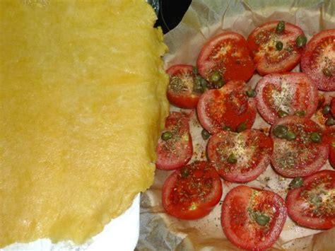 Kuehlschrank Kuchen Oben Wurst Unten by Rezept Gest 252 Rzte Tomatentarte Knuspriger Teig Unten