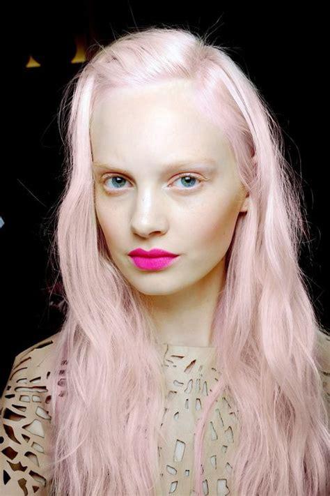 Best 25 Pale Pink Hair Ideas On Pinterest Pastel Pink