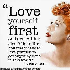 Love Yourself Quotes | Daily Quotes at QuotesWala
