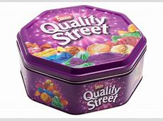 Quality Street fans angry as sweet is ditched from tin