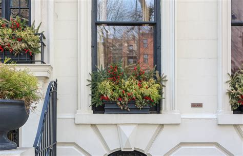 Outside Window Sill Planter by 7 Tips For Beautiful Window Boxes All Year Brownstoner