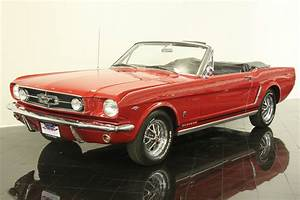 1964 1/2 Ford Mustang Convertible Restored 289ci-4V V8 AC PT Pony Interior for sale in Saint ...