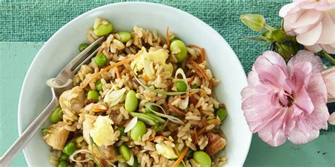 healthy fried rice  healthy fried