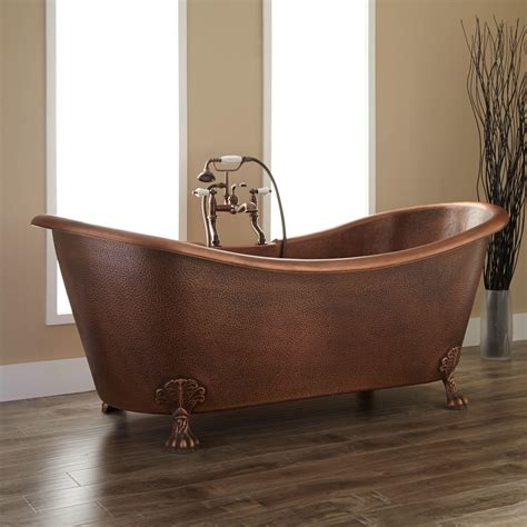 copper claw foot tub signature hardware copper slipper clawfoot