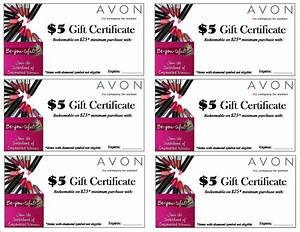 1000 ideas about avon gift baskets on pinterest avon With avon gift certificates templates free