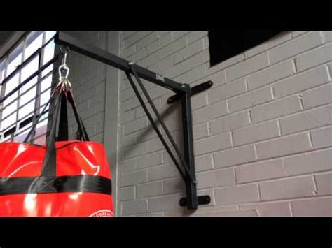 promountings gs ceiling mount for heavy bag