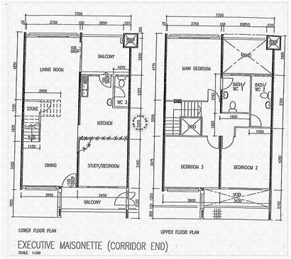 Pasir Ris Drive Hdb Floor Plan