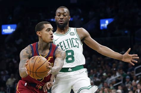 Cleveland Cavaliers vs. Boston Celtics, preseason game No ...