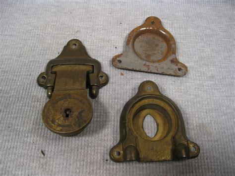 antique desk hardware parts antiques collectibles furniture