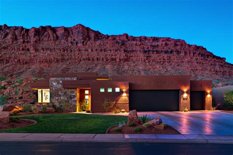 captivating southwestern home exterior designs youll