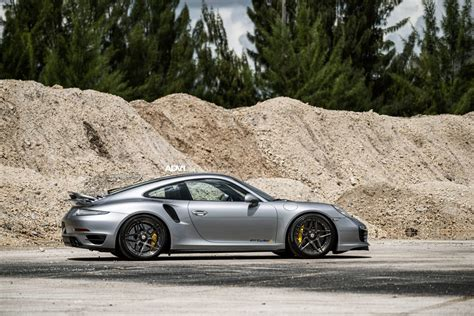 911 Turbo S Wheels by A Porsche 911 Turbo S Gets Refined Thanks To Adv 1 Wheels