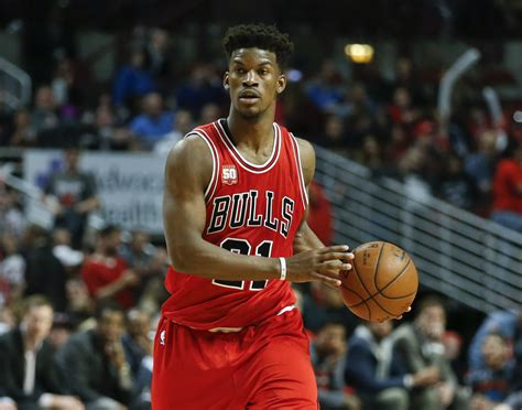 Bulls Guard Jimmy Butler Has Made U.s. Olympic Team